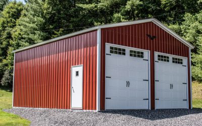 Advantages of Metal Buildings