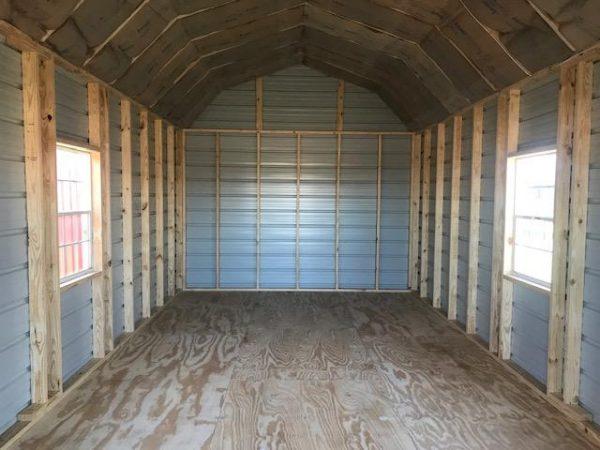 portable storage interior
