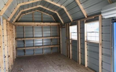 Benefits of Owning a Storage Shed